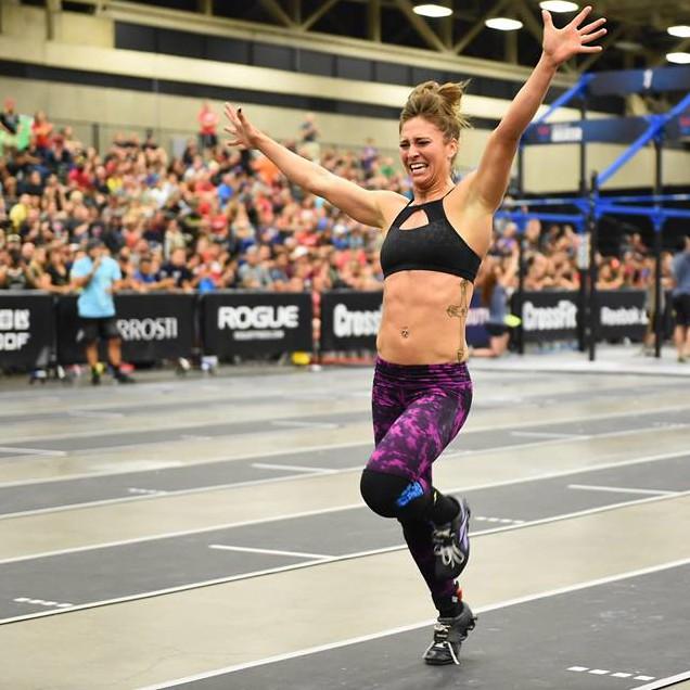 Camille Leblanc Bazinet 2015 South Regional Champion: 2015 CrossFit Games South And Atlantic Regionals